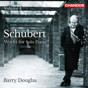 Schubert: Works for Solo Piano Volume 4