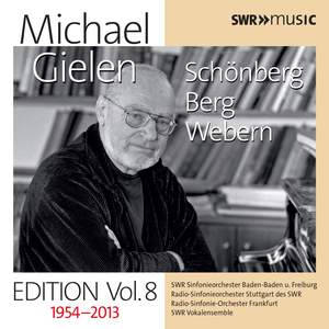 Michael Gielen Edition, Vol. 8 Product Image
