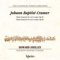 Cramer: Piano Concertos Nos. 4 & 5