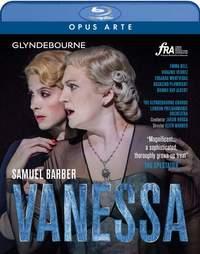 Barber: Vanessa (Blu-ray)