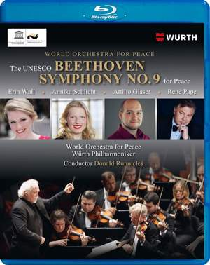 The UNESCO Beethoven Symphony No. 9 Product Image