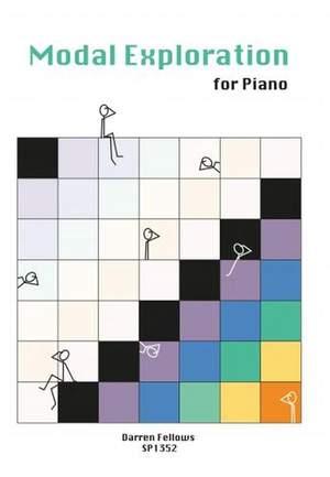 Darren Fellows: Modal Exploration for Piano