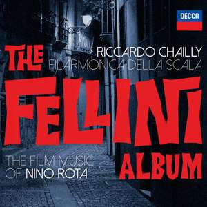 The Fellini Album Product Image