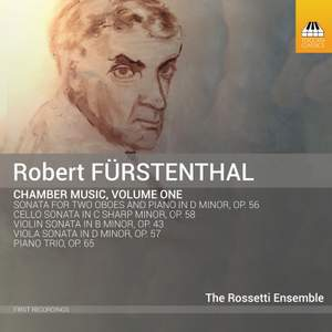 Robert Fürstenthal: Chamber Music, Volume One Product Image