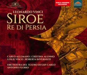 Leonardo Vinci: Siroe, Re di Persia