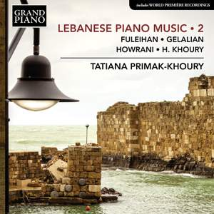 Lebanese Piano Music, Vol. 2