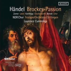 Handel: Brockes-Passion Product Image