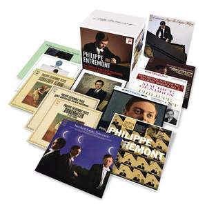Philippe Entremont - The Complete Sony Recordings