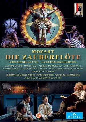 Mozart: Die Zauberflöte ('The Magic Flute') Product Image