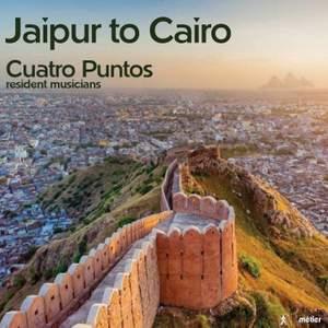 Jaipur to Cairo Product Image