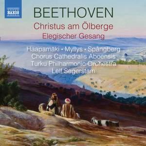 Beethoven: Christus am Ölberge, Elegischer Gesang