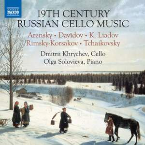19th-Century Russian Cello Music