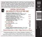 19th-Century Russian Cello Music Product Image