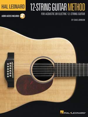 Chad Johnson: Hal Leonard 12-String Guitar Method