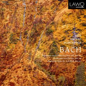Bach: French Overture, Sarabande & English Suite No. 6 Product Image
