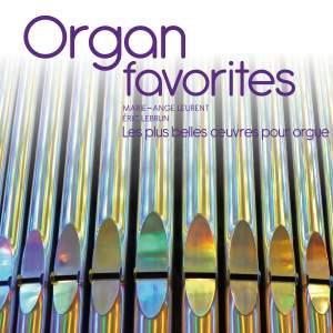 Organ Favorites (Les plus belles œuvres pour orgue)