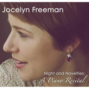 Night and Novelties: A Piano Recital