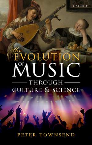 The Evolution of Music through Culture and Science Product Image