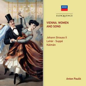 Vienna, Women And Song
