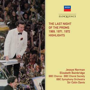 The Last Night Of The Proms 1969 • 1971 • 1972 - Highlights