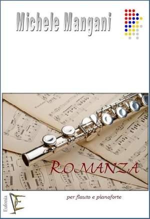 Michele Mangani: Romanza Per Flauto e Pianoforte Product Image