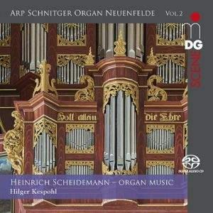 Heinrich Scheidemann: Organ Works (Arp Schnitger Organ)