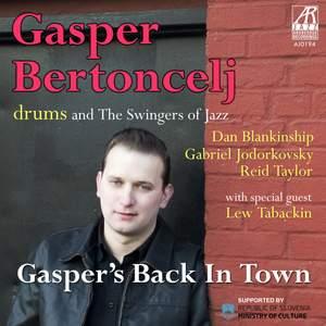 Gasper's Back in Town