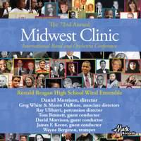 2018 Midwest Clinic: Ronald Reagan High School Wind Ensemble (Live)