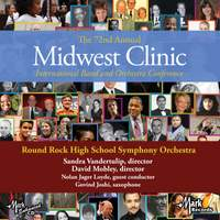 2018 Midwest Clinic: Round Rock High School Symphony Orchestra (Live)