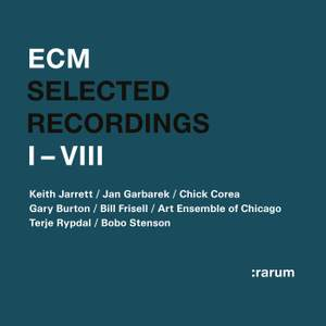 Selected Recordings I - VIII Product Image
