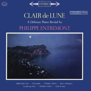 Entremont Plays Debussy