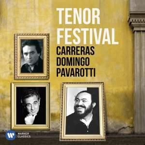 Tenor Festival: Pavarotti, Domingo, Carreras