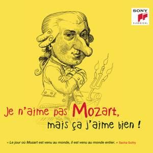 Je n'aime pas Mozart, mais ça j'aime bien !