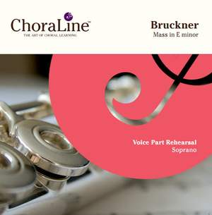 Bruckner: Mass in E Minor Product Image