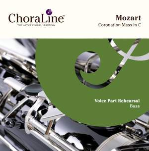 Mozart: Coronation Mass in C Product Image