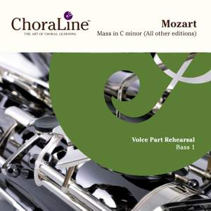 Mozart: Mass in C Minor (All other editions)
