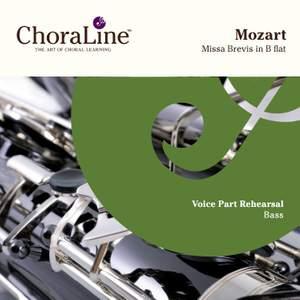 Mozart: Missa Brevis in B flat (German title: Missa Brevis in B)