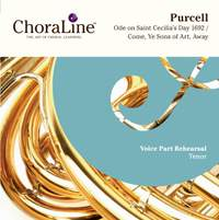 Purcell: Ode on St Cecilia's Day / Come Ye Sons of Art, Away