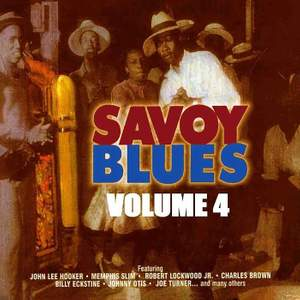 The Savoy Blues, Vol. 4