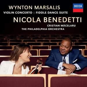 Marsalis: Violin Concerto & Fiddle Dance Suite