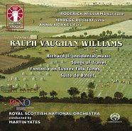 Vaughan Williams: Richard II, Songs of Travel, Suite de Ballet & Fantasia on Sussex Folk Tunes