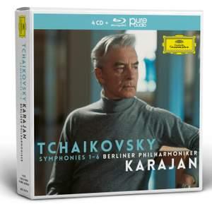 Tchaikovsky: Symphonies Nos. 1-6