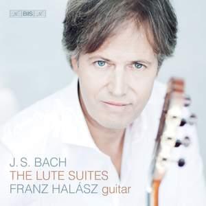 JS Bach: The Lute Suites