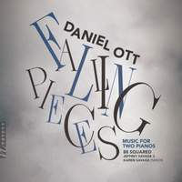 Falling Pieces: Music for 2 Pianos