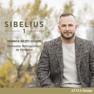 Sibelius: Symphony No. 1 Product Image