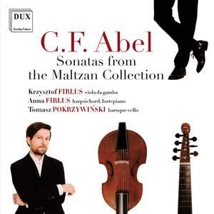Abel: Sonatas Product Image