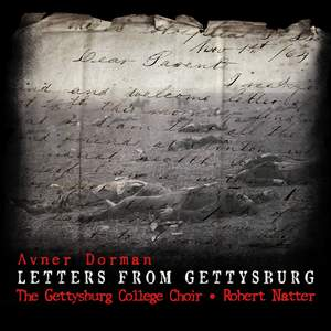 Dorman: Letters from Gettysburg Product Image
