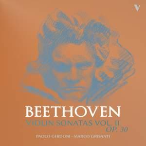 Beethoven: Violin Sonatas, Op. 30 Nos. 1-3, Vol 2 Product Image