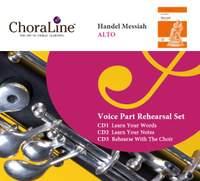 Handel: Messiah - Voice Part Rehearsal Set