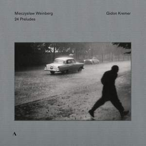 Weinberg: 24 Preludes - Vinyl Edition